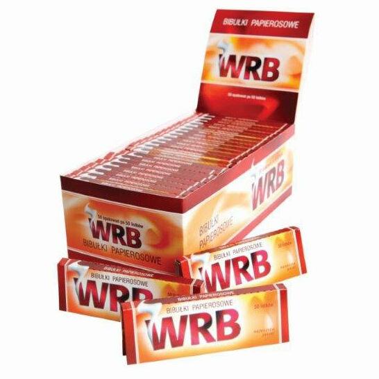 bibułki WRB